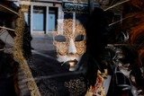 The mask in the store - 248914805