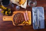 Appetizing deep-fried beef - 248931038
