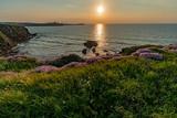 Cornwall Küste Sonnenuntergang