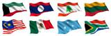 国旗 国 旗 アイコン  - 248992404