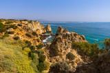 Beach near Lagos - Algarve Portugal - 249030462
