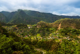 Mountain village - Madeira Portugal - 249030486