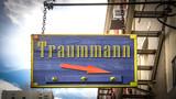 Schild 403 - Traummann - 249069465