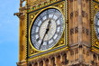 Big Ben tower clock, London, UK