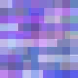 Abstraktes ungleichmäßigen Muster in den Farben lila blau grün - 249098422