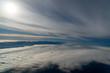 sierra de la laguna baja california sur aerial
