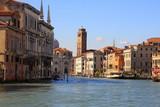 le Grand Canal à Venise en Italie