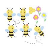 Honeybee clip art