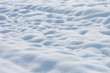 White snowy surface