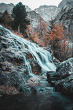 water flows from the Tatry mountain