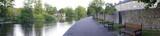 Paseo junto al río en Bakewell, Inglaterra - 249190402