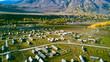 Xinjiang Hemu Village scenery