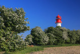 Falshöft lighthouse , Geltinger Birk, North Germany