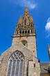 Pont Croix. Eglise Notre-Dame de Rescudon. Finistère. Bretagne