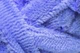 purple fabric close-up