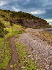 stone beach © Chris Scott