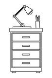furniture decoration office - 249384872