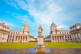 The Old Royal Naval College in London, UK - 249419835