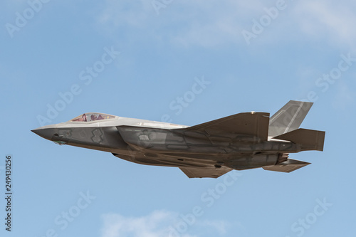 obraz PCV Lockheed Martin F-35A Lightning II