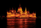 hungarian parliament in budapest - 249431441
