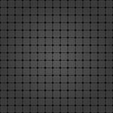Geometric dark grid. Seamless fine abstract pattern. Modern background - 249460603