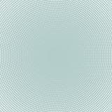 Geometric modern light blue and white pattern. Fine ornament with dotted elements. Geometric abstract pattern - 249461634