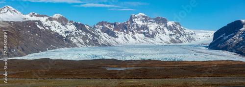 fototapeta na ścianę Gletscher