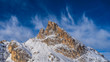 Quadro Dolomiti Sass de Stria