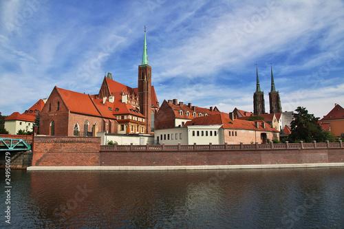 fototapeta na ścianę Poland Wroclaw