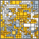 3d texture of squares and rectangles - 249508856
