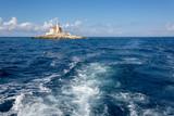 Mulo lighthouse in Croatia