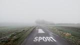 Schild 402 - Sport
