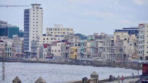 mata magnetyczna Havana Cuba