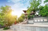 Temple building - 249664259