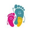 Foot print - 249740485