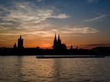 Cologne Sunset - 249750670