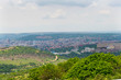 Panorama of the city of Pretoria South Africa. - 249755611