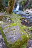 Cascata di Trevi nel Lazio - Frosinone - Lazio - Italia