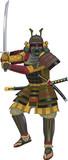 Samurai Vector Illustration - 249768267