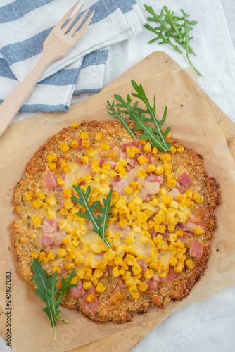 Quinoa Pizza - 249827083