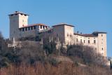 La Rocca di Angera sul lago Maggiore - 249895237