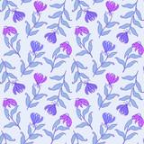 floral seamless pattern - 250003666
