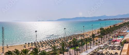 Arenal beach in Mallorca - 250011697