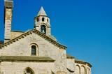 Chiesa romanica in Provenza, Francia