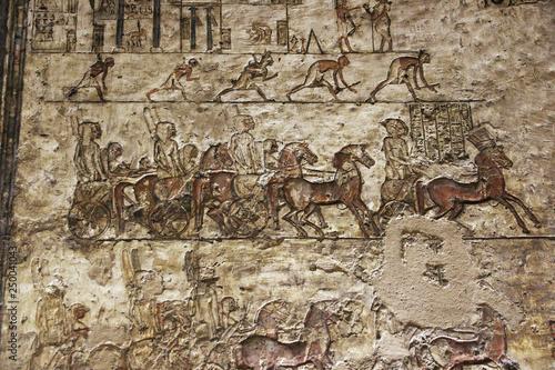 Egypt Amarna Neil Ehnaton Pharaoh. © Sergey