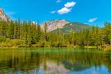 Meßnerin und Grüner See