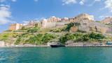 Citadelle et vieille ville de Bonifacio, Corse - 250085493