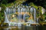 Reggia di Caserta - Cascatelle e Fontana di Venere e Adone
