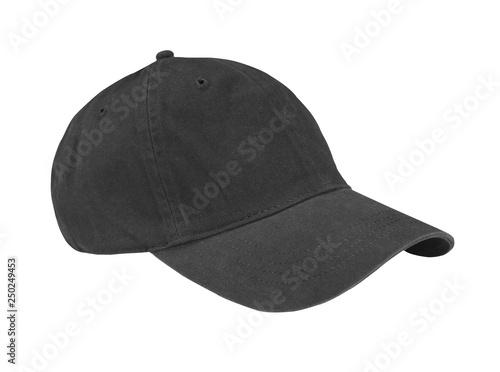 Black Cap Isolated