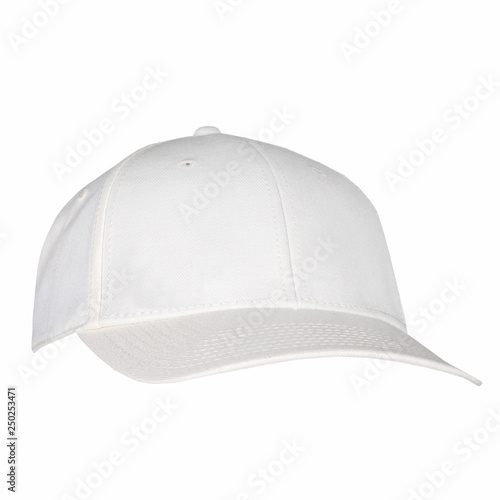 White Hat Isolated